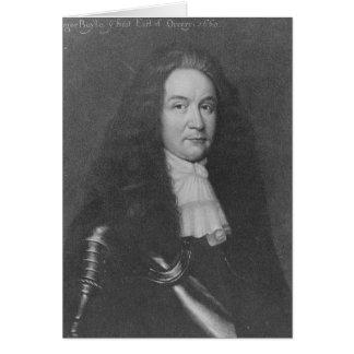 Roger Boyle, 1st Earl of Orrery Card