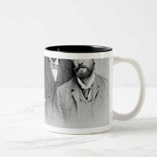 Roger Casement Two-Tone Coffee Mug