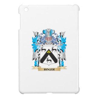 Roger Coat of Arms - Family Crest Cover For The iPad Mini