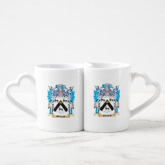 Roger Coat of Arms - Family Crest Lovers Mug Set