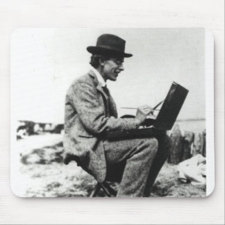 Roger Fry Mouse Pad