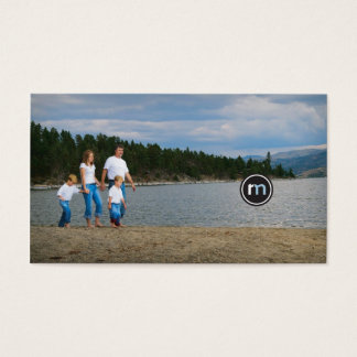 Roger Mathis Photography, Family Card