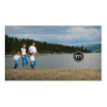 Roger Mathis Photography, Family Card Double-Sided Standard Business Cards (Pack Of 100)