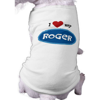Roger Personalized Shirt