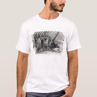 Roger Williams sheltered by the Narragansetts T-Shirt