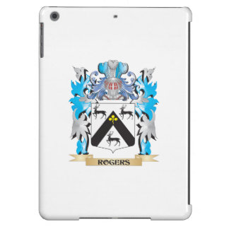 Rogers Coat of Arms - Family Crest Cover For iPad Air
