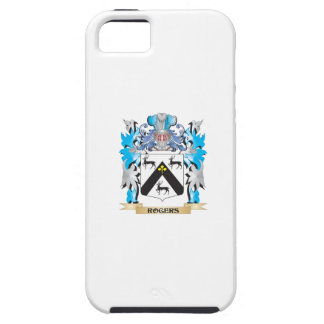 Rogers Coat of Arms - Family Crest iPhone 5 Cover