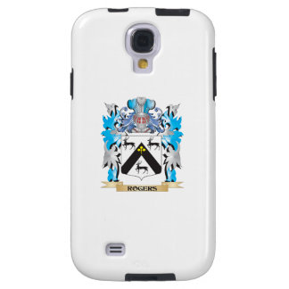 Rogers Coat of Arms - Family Crest Galaxy S4 Case