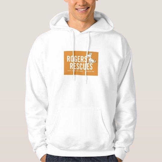 Rogers' Rescues Hooded Sweatshirt