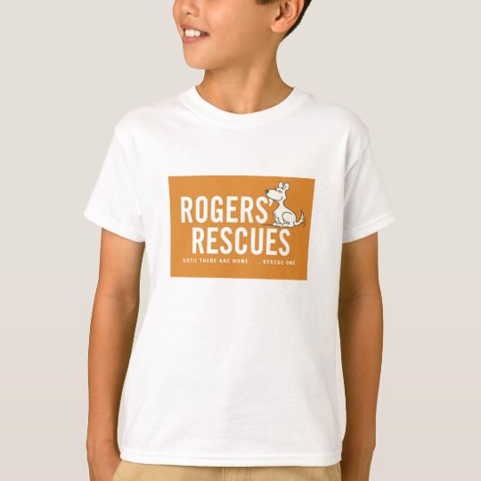 Rogers' Rescues Short Sleeve Kid's T-Shirt
