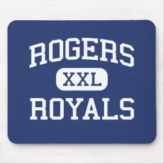 Rogers - Royals - mayor - Rogers Minnesota Alfombrillas De Ratones