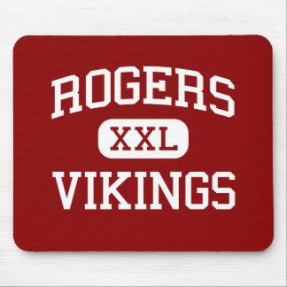 Rogers - Vikings - High - Newport Rhode Island Mouse Pad