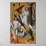 Rogier van der Weyden - Angels Poster