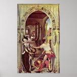 Rogier van der Weyden - John the Baptist Posters