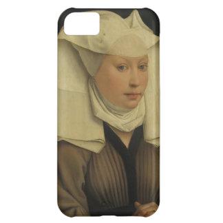 Rogier van der Weyden- Portrait de una mujer joven