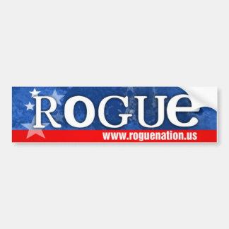 Rogue Bumper Sticker