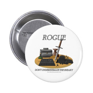 Rogue: Don't Underestimate the Sneaky Pinback Buttons