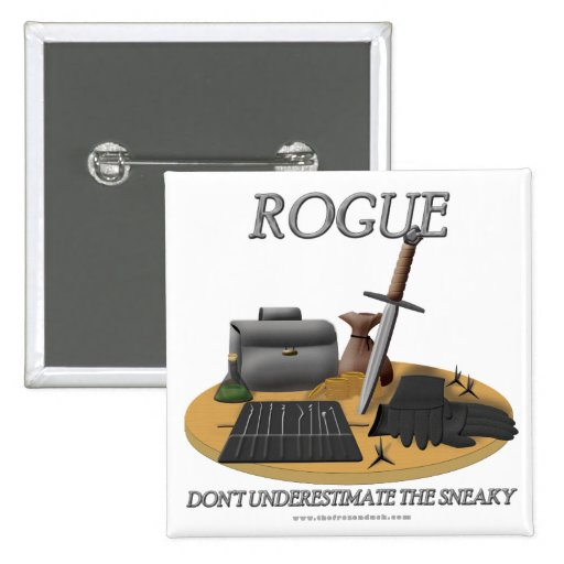 Rogue: Don't Underestimate the Sneaky Buttons