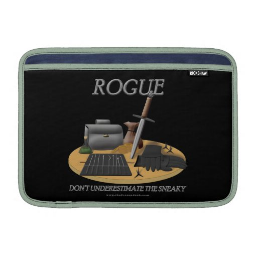 Rogue: Don't Underestimate the Sneaky MacBook Sleeve