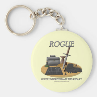 Rogue: Don't Underestimate the Sneaky Keychain