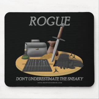 Rogue: Don't Underestimate the Sneaky Mouse Pad