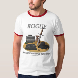 Rogue: Don't Underestimate the Sneaky T-Shirt