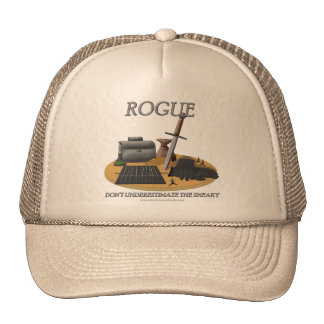 Rogue: Don't Underestimate the Sneaky Trucker Hat