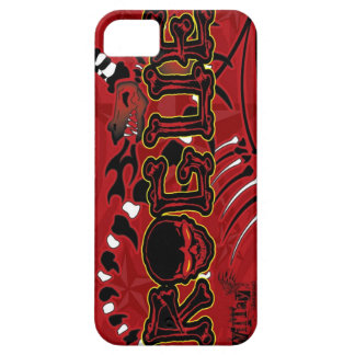 Rogue Dragon Skeleton iPhone 5/s case barely there iPhone 5 Covers
