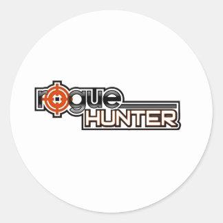 Rogue Hunter Sticker 1 (Logo)