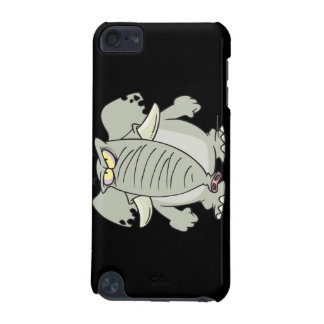 rogue mad angry elephant cartoon iPod touch (5th generation) cases