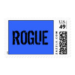 Rogue postage stamps