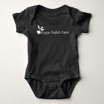 Rogue Radish Farm Baby Jersey Bodysuit