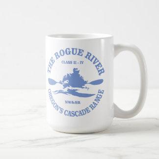 Rogue River (rd) Coffee Mug