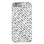 Rogue Status - Gunshow Barely There Iphone 6 Case at Zazzle