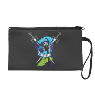 ROGUE Tattoo Wristlet Clutches