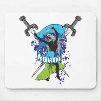 ROGUE Tattoo Mouse Pad