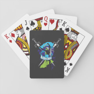 ROGUE Tattoo Deck Of Cards