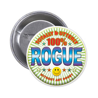 Rogue Totally Buttons