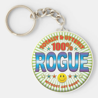 Rogue Totally Keychains