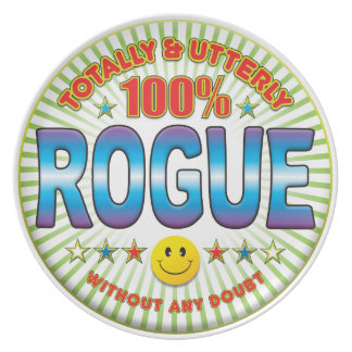 Rogue Totally Party Plate