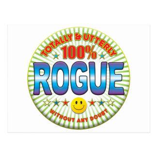 Rogue Totally Postcard