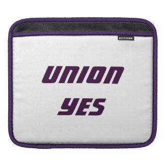 Rogue / Union Yes iPad case