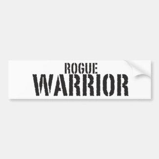 Rogue Warrior Bumper Stickers