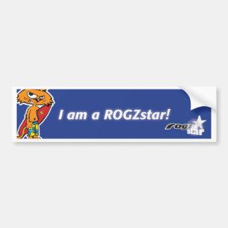 Rogzstar Bumper Stickers