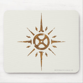 Rohan Crest Mouse Pad