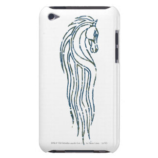 Rohan Kings Hall Banner iPod Touch Case-Mate Case