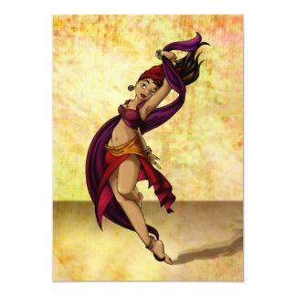 Rohesia Dancer Card