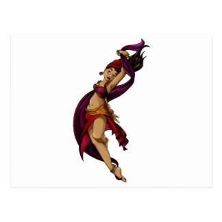 Rohesia Dancer Post Cards