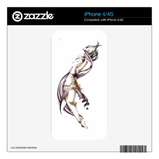 Rohesia Dancer Skin For The iPhone 4S