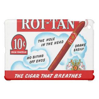 ROI-Moreno del caso del iPad de la caja de cigarro